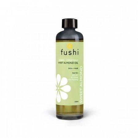 Fushi Bio Mandlový olej 100 ml