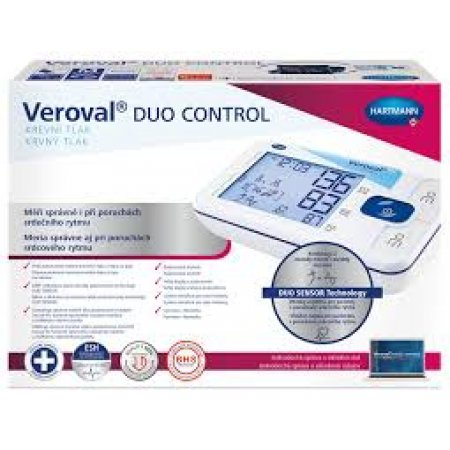 Veroval Duo Control Large digitální tonometr