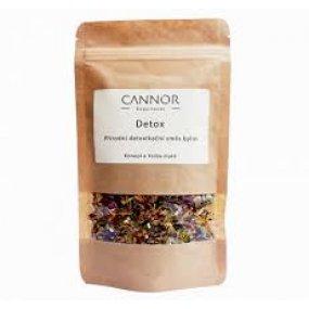 CANNOR DETOX přírodní směs bylin Konopí a Yerba maté 50 g