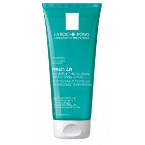 La Roche-Posay Effaclar čisticí peelingový gel pro mastnou a problematickou pleť 200 ml