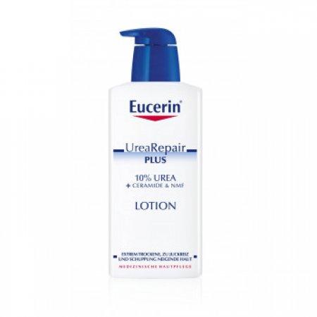 Eucerin UreaRepair PLUS 10% UREA tělové mléko 400 ml