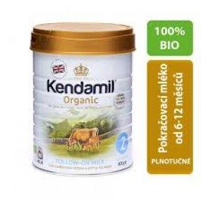 Kendamil kojenecké pokračovací mléko BIO 2 - 800g