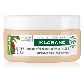 Klorane Maska s BIO máslem cupuaçu 150ml