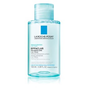 La Roche-Posay micelární voda EFFACLAR ULTRA 100 ml