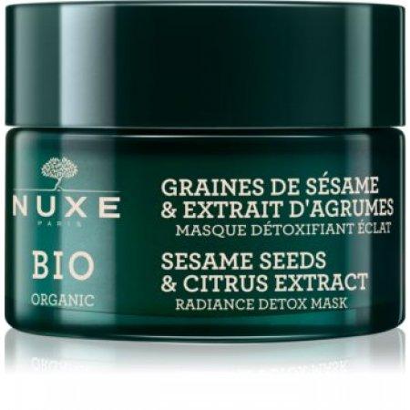 Nuxe BIO Rozjasňující detoxikační maska 50 ml