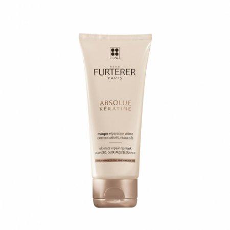 Rene Furterer ABSOLUE KÉRATINE - obnovující maska pro extrémně poškozené vlasy 100 ml
