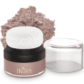INIKA ORGANIC Pudr Mineral Blusher Puff Pot Pink Petal 3 g