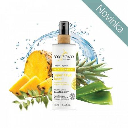 Eco by Sonya ananasový toner s kyselinou hyaluronovou | Super Fruit Toner 150 ml