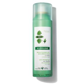 KLORANE seboregulační suchý šampon na mastné vlasy s kopřivou150ml