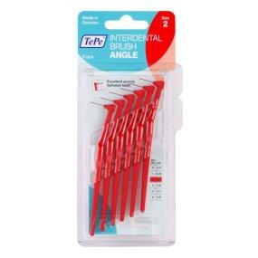 TePe Angle mezizubní kartáčky 6 ks červené