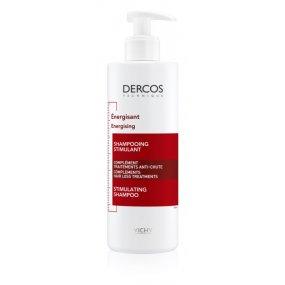 Vichy Dercos Energising posilující šampon proti padání vlasů 390 ml